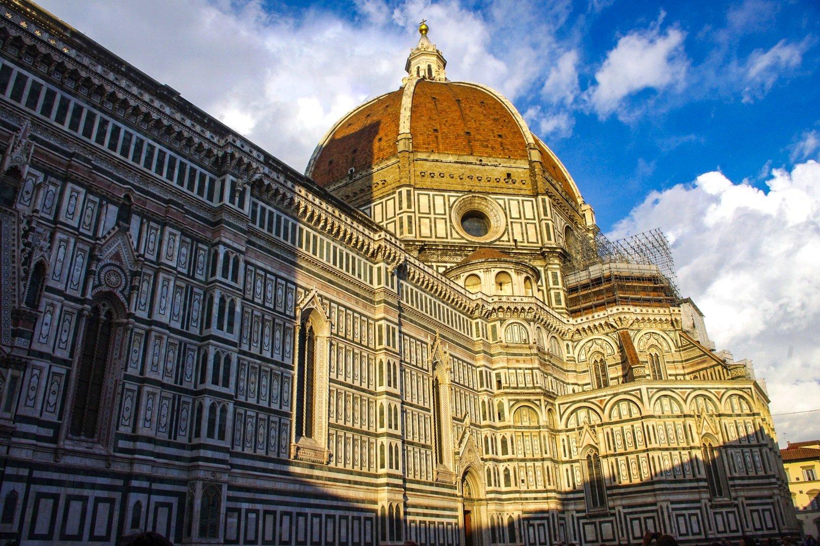 svorio netekimas Florencija Italija