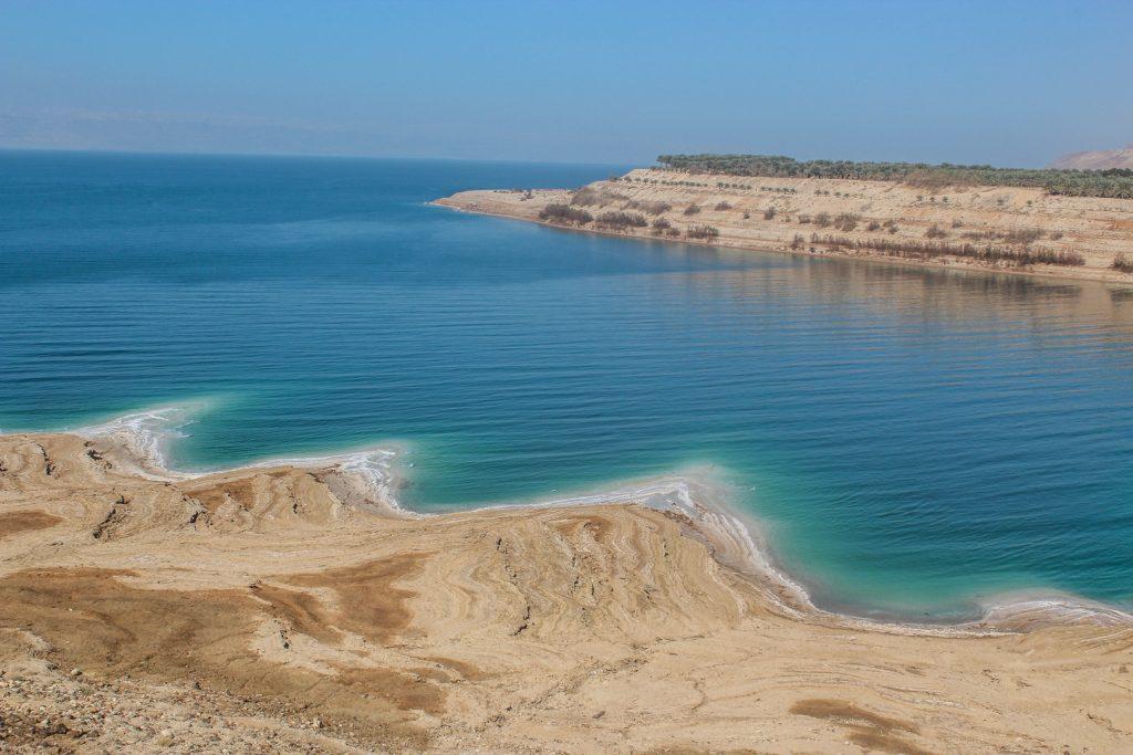 Negyvoji jūra Jordanijoje
